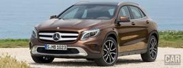 Mercedes-Benz GLA220 CDI 4MATIC - 2013