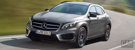 Mercedes-Benz GLA250 4MATIC AMG Sports Package - 2013