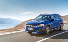 Cars desktop wallpapers Mercedes-Benz GLB 250 AMG Line - 2019