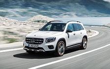 Cars desktop wallpapers Mercedes-Benz GLB 250 Edition 1 - 2019