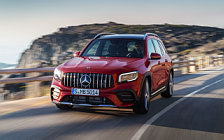 Cars wallpapers Mercedes-AMG GLB 35 4MATIC - 2019
