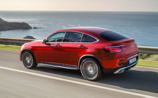 Cars wallpapers Mercedes-Benz GLC 300 4MATIC Coupe AMG Line - 2019