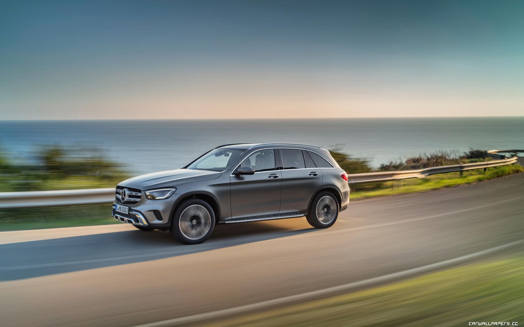 Cars desktop wallpapers Mercedes-Benz GLC 300 4MATIC - 2019