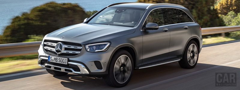Cars wallpapers Mercedes-Benz GLC 300 4MATIC - 2019 - Car wallpapers