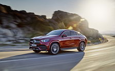 Cars wallpapers Mercedes-Benz GLE 400 d 4MATIC AMG Line Coupe - 2019