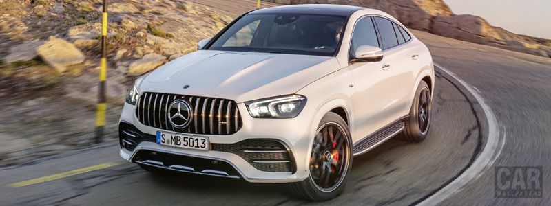 Cars wallpapers Mercedes-AMG GLE 53 4MATIC+ Coupe - 2019 - Car wallpapers