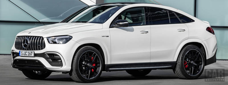 Cars wallpapers Mercedes-AMG GLE 63 S 4MATIC+ Coupe - 2020 - Car wallpapers