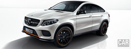 Mercedes-AMG GLE 43 4MATIC Coupe OrangeArt Edition - 2017