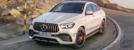Mercedes-AMG GLE 53 4MATIC+ Coupe - 2019