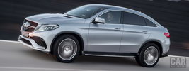 Mercedes-AMG GLE 63 4MATIC Coupe - 2015