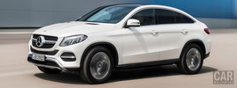 Mercedes-Benz GLE 350 d 4MATIC Coupe - 2015
