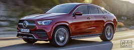 Mercedes-Benz GLE 400 d 4MATIC AMG Line Coupe - 2019