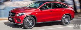 Mercedes-Benz GLE 450 AMG 4MATIC Coupe - 2015