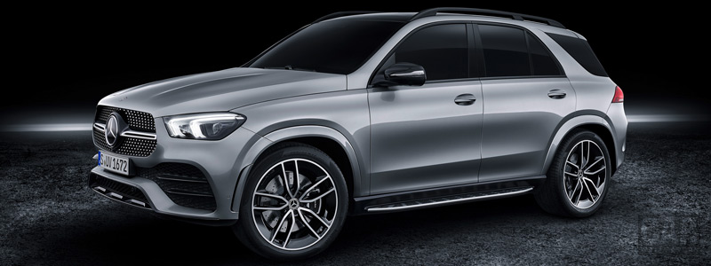 Cars wallpapers Mercedes-Benz GLE 450 4MATIC AMG Line - 2019 - Car wallpapers