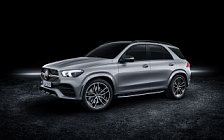 Cars wallpapers Mercedes-Benz GLE 450 4MATIC AMG Line - 2019