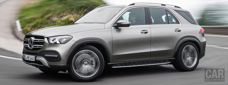 Cars wallpapers Mercedes-Benz GLE 450 4MATIC - 2019 - Car wallpapers