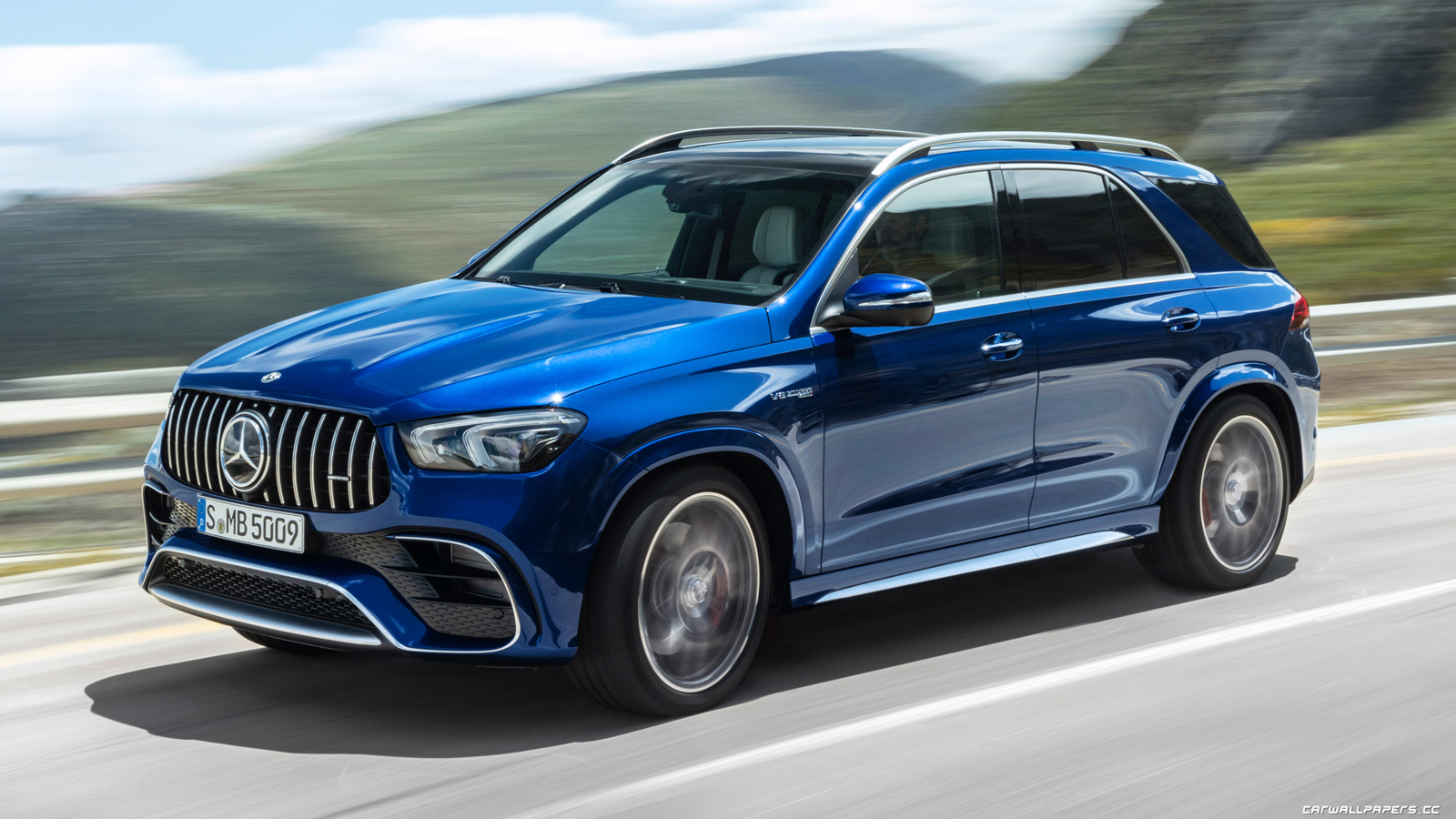 Cars desktop wallpapers Mercedes-AMG GLE 63 S 4MATIC ...