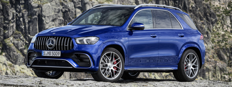Cars wallpapers Mercedes-AMG GLE 63 S 4MATIC+ - 2020 - Car wallpapers