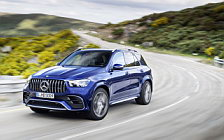 Cars wallpapers Mercedes-AMG GLE 63 S 4MATIC+ - 2020
