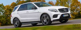 Mercedes-Benz GLE 450 AMG 4MATIC - 2015