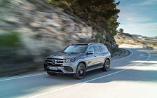 Cars wallpapers Mercedes-Benz GLS 580 4MATIC AMG Line - 2019
