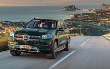 Cars wallpapers Mercedes-Benz GLS 580 4MATIC - 2019