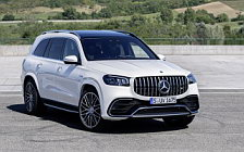 Cars wallpapers Mercedes-AMG GLS 63 4MATIC+ - 2020