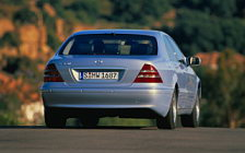 Cars wallpapers Mercedes-Benz S320 W220 - 1998