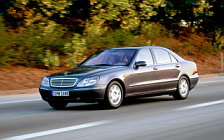 Cars wallpapers Mercedes-Benz S430 L W220 - 1998