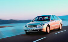Cars wallpapers Mercedes-Benz S500 L W220 - 1998