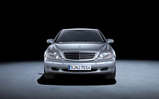 Cars wallpapers Mercedes-Benz S400 CDI W220 - 1999