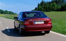 Cars wallpapers Mercedes-Benz S400 L CDI W220 - 1999