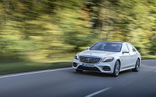 Cars wallpapers Mercedes-Benz S 560 e AMG Line - 2018