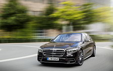 Cars wallpapers Mercedes-Benz S 580 e AMG Line - 2020