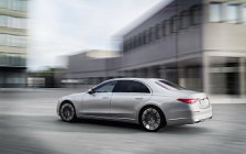 Cars wallpapers Mercedes-Benz S-class V223 - 2020