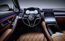 Cars wallpapers Mercedes-Benz S-class V223 - 2020
