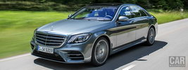 Mercedes-Benz S 500 AMG Line - 2017