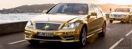 Mercedes-Benz S-class Festival de Cannes - 2012