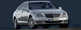 Mercedes-Benz S250 CDI BlueEFFICIENCY - 2010