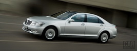 Mercedes-Benz S500 4MATIC - 2006