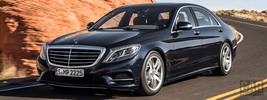 Mercedes-Benz S500 AMG Sports Package - 2013