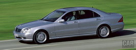 Mercedes-Benz S55 AMG - 2000