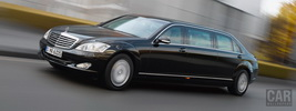Mercedes-Benz S600 Pullman Guard - 2008