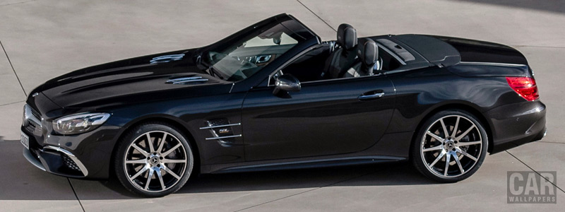 Cars wallpapers Mercedes-Benz SL 500 Grand Edition - 2019 - Car wallpapers