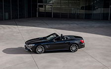 Cars wallpapers Mercedes-Benz SL 500 Grand Edition - 2019