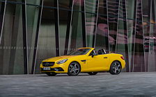 Cars wallpapers Mercedes-Benz SLC 300 Final Edition - 2019