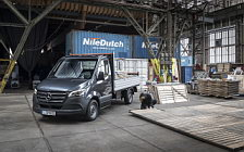Cars wallpapers Mercedes-Benz Sprinter 316 CDI Pickup - 2018