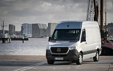 Cars wallpapers Mercedes-Benz Sprinter 319 CDI Panel Van - 2018