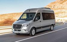 Cars wallpapers Mercedes-Benz Sprinter 319 CDI Tourer - 2018