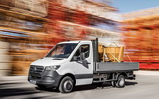 Cars wallpapers Mercedes-Benz Sprinter 516 CDI Pickup - 2018